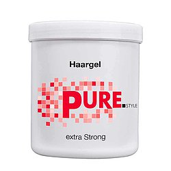 Haargel extra strong 1000 ml