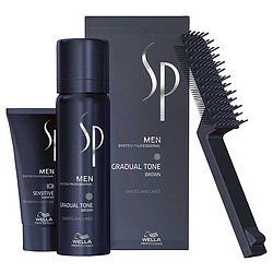Wella SP Just Men Gradual Tone Brown (60 + 30 ml)