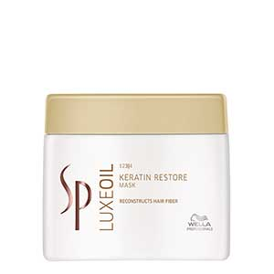 Keratin Restore Mask 400 ml