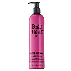 Tigi Bed Head Dumb Blonde Shampoo (400 ml)