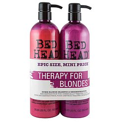 BH Dumb Blonde Tween Duo-SET 2 x 750 ml