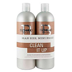 BH Men Clean Up Tween Duo-SET 2 x 750 ml
