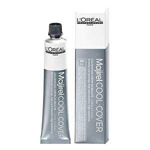 L'Oréal Professionnel Majirel Cool Cover 8.1 Hellblond Asch (50 ml)