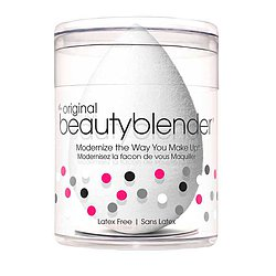 beautyblender Single Pure White