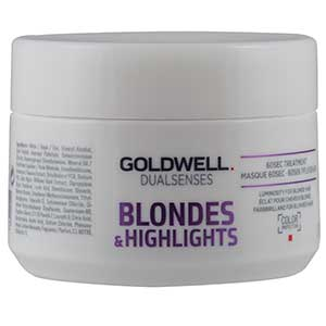 Goldwell Dual Senses Blondes and Highlights 60 Sec. Treatment (200 ml)