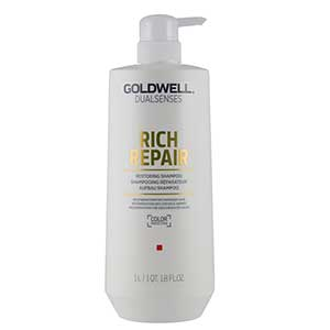 Goldwell Dual Senses Rich Repair Restoring Shampoo (1000 ml)