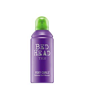 Tigi Bed Head Foxy Curls Extreme Curl Mousse New (250 ml)