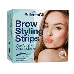 RefectoCil Brow Styling Strips (60 Stück)