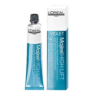 L'Oréal Professionnel Majirel High Lift Violett Asch (50 ml)