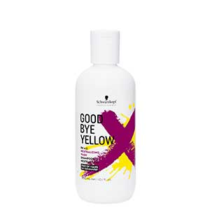 Goodbye Yellow Shampoo 300 ml