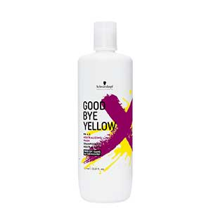 Goodbye Yellow Shampoo 1000 ml