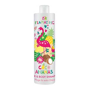 Angel FLAMAZING Hair & Body Sham. 250 ml