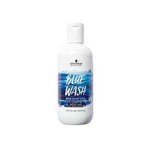 SKP Color Wash Shampoo Blau
