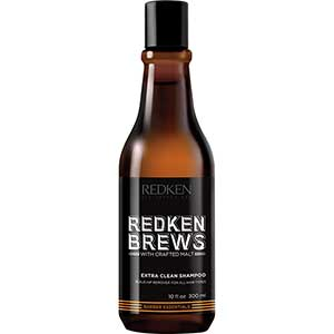 Redken Brews Extra Clean Shampoo (300 ml)