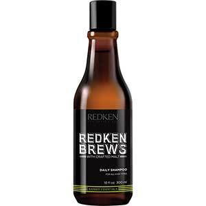 Redken Brews Daily Shampoo (300 ml)