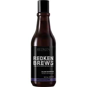 Redken Brews Silver Shampoo (300 ml)